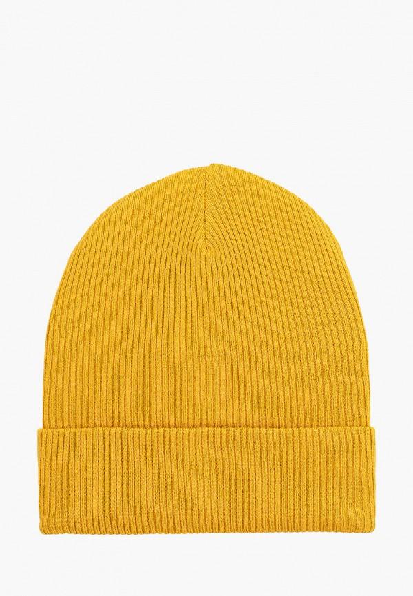 шапка acoola для девочки, желтая