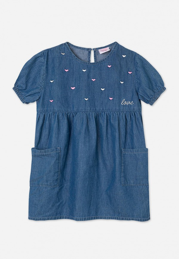 Платье джинсовое Gloria Jeans MP002XG01XYDCM104