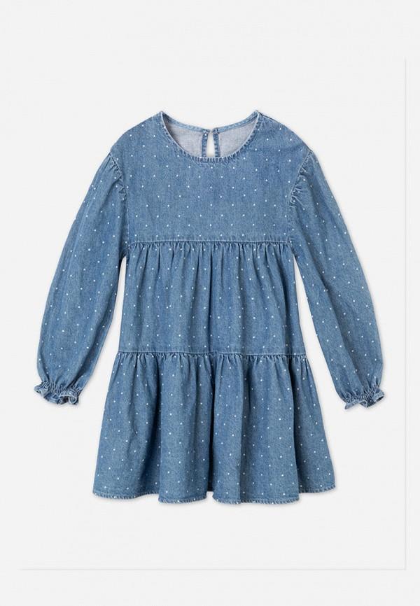 Платье джинсовое Gloria Jeans