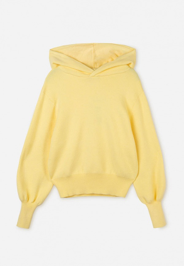 худи gloria jeans для девочки, желтые