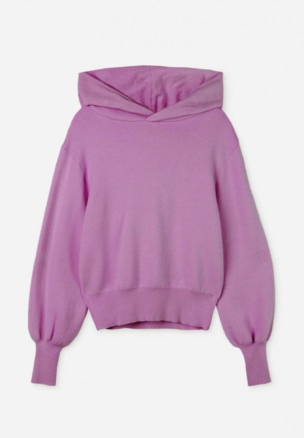 худи gloria jeans для девочки, фиолетовые