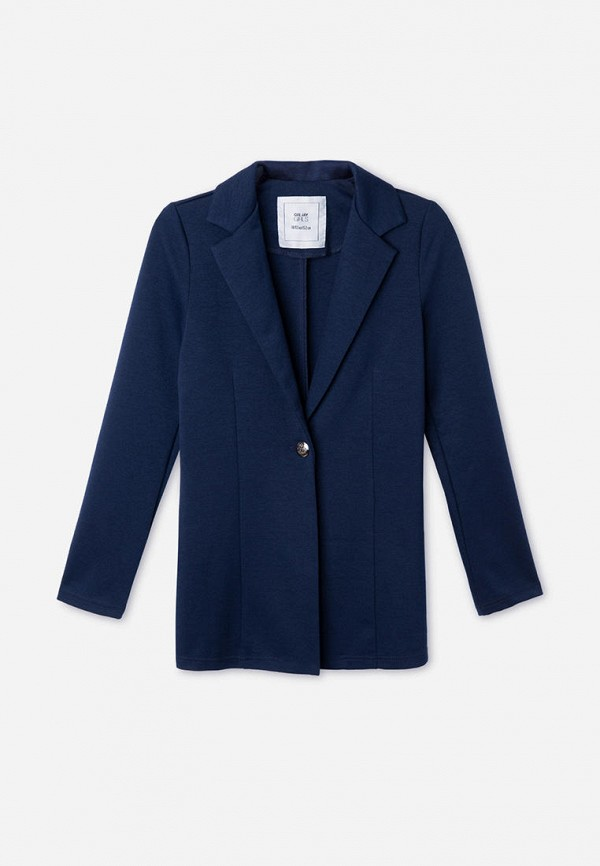 пиджак gloria jeans для девочки, синий