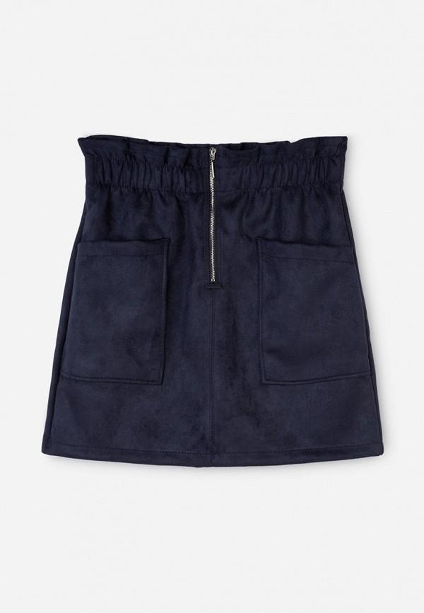 юбка gloria jeans для девочки, синяя