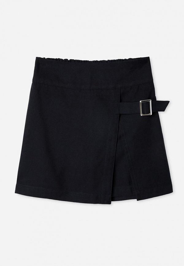 юбка gloria jeans для девочки, черная