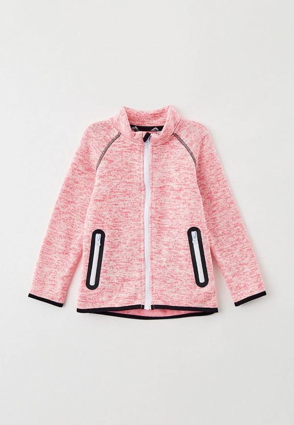 олимпийка oldos для девочки, розовая