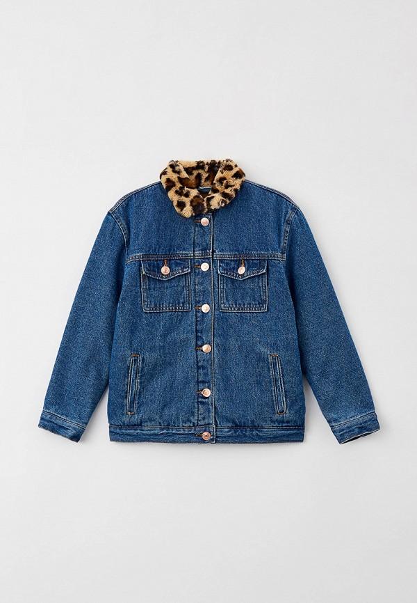 Куртка джинсовая O'stin MP002XG01YSFCM164 фото