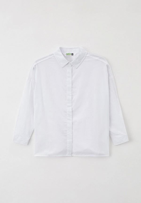 Рубашка Sela MP002XG01YUACM140 фото