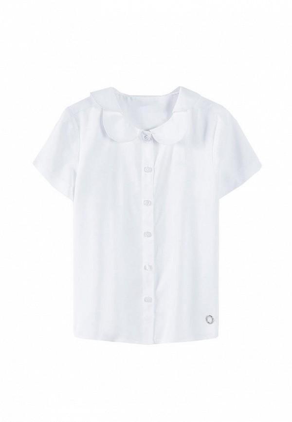 блузка 5.10.15 для девочки, белая