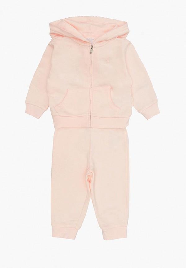 костюм polo ralph lauren для девочки, розовый