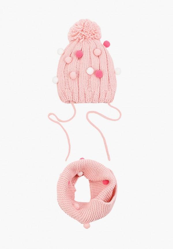 снуд playtoday для девочки, розовый