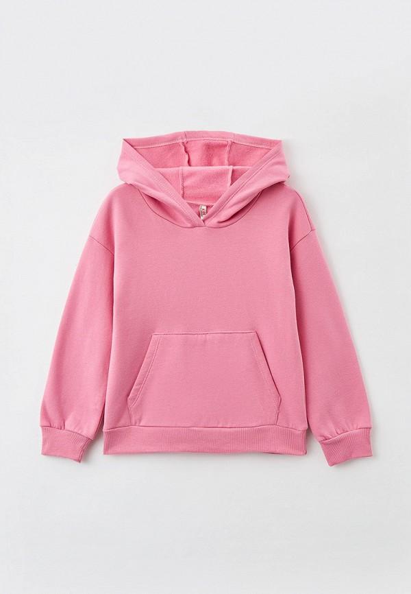 худи defacto для девочки, розовые