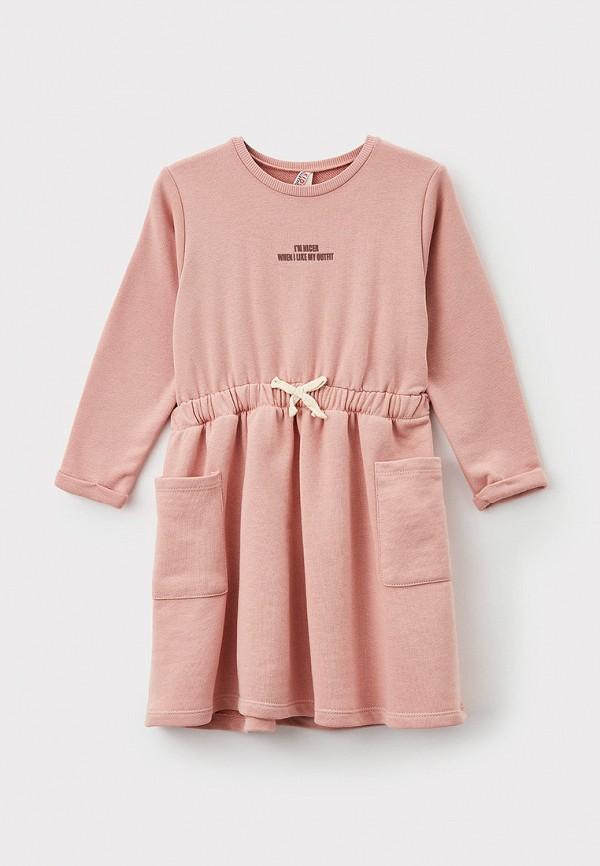 повседневные платье defacto для девочки, розовое