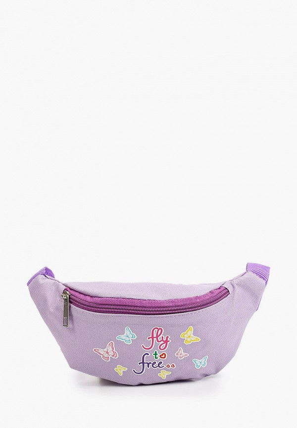 поясные сумка defacto для девочки, фиолетовая