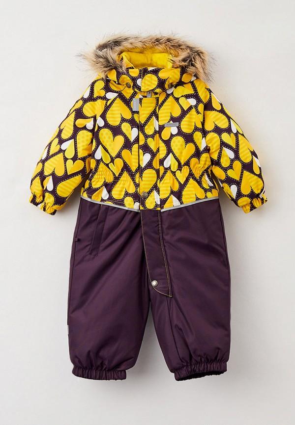 комбинезоны и костюмы kerry для девочки, разноцветные