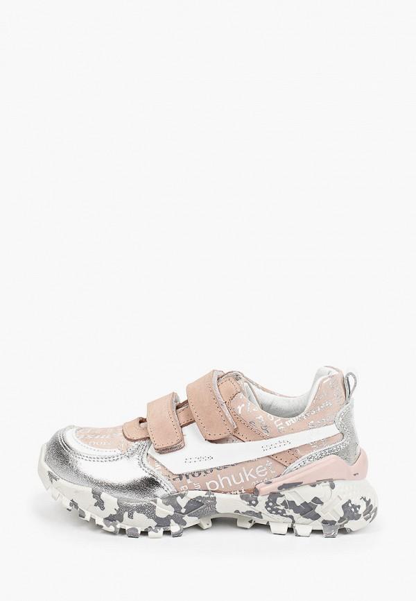 кроссовки ташики anatomic comfort для девочки, разноцветные