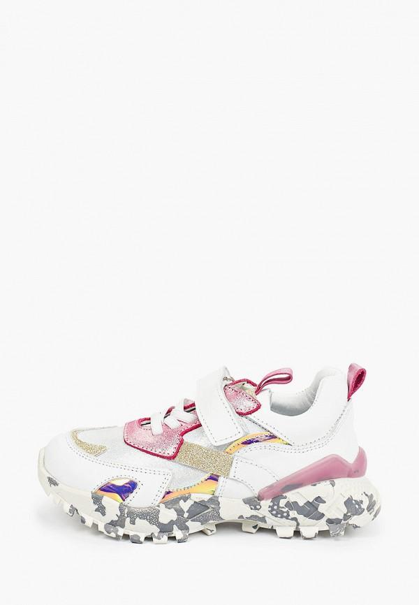 кроссовки ташики anatomic comfort для девочки, белые