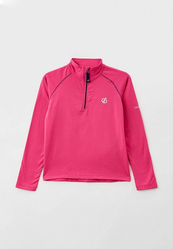 лонгслив dare 2b для девочки, розовый