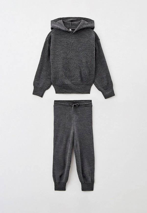 костюм defacto для девочки, серый