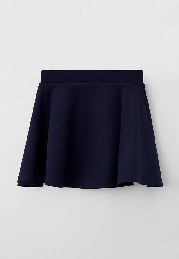 юбка acoola для девочки, синяя
