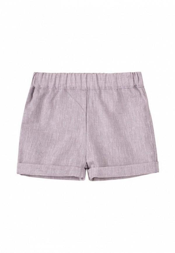 шорты бемби для девочки, бежевые