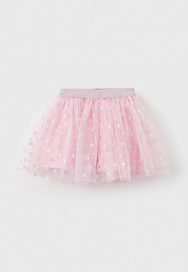 юбка o'stin для девочки, розовая