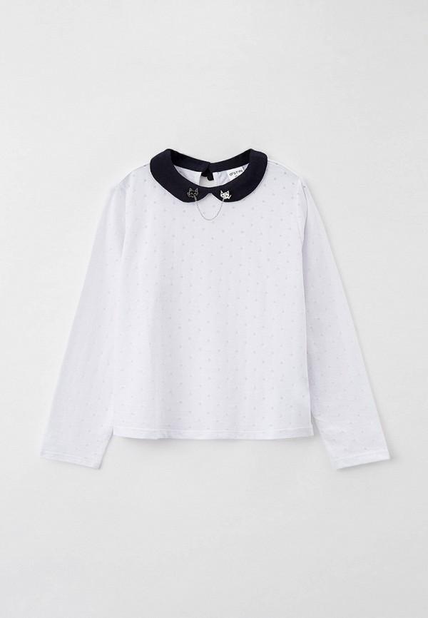 блузка o'stin для девочки, белая