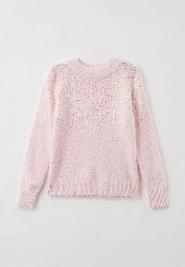 джемпер o'stin для девочки, розовый