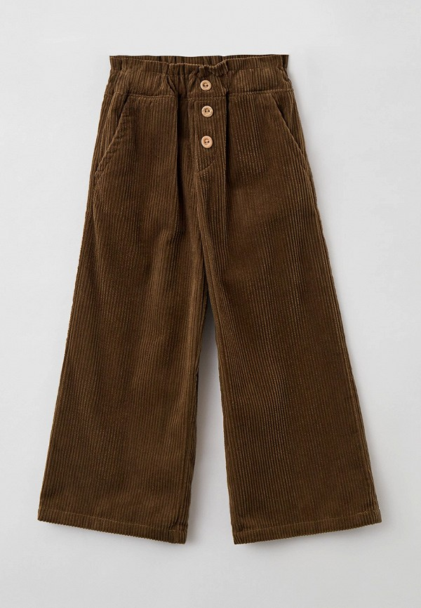 брюки sela для девочки, хаки