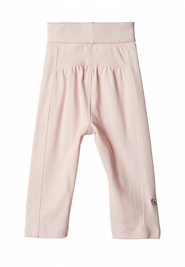 брюки steiff для девочки, розовые