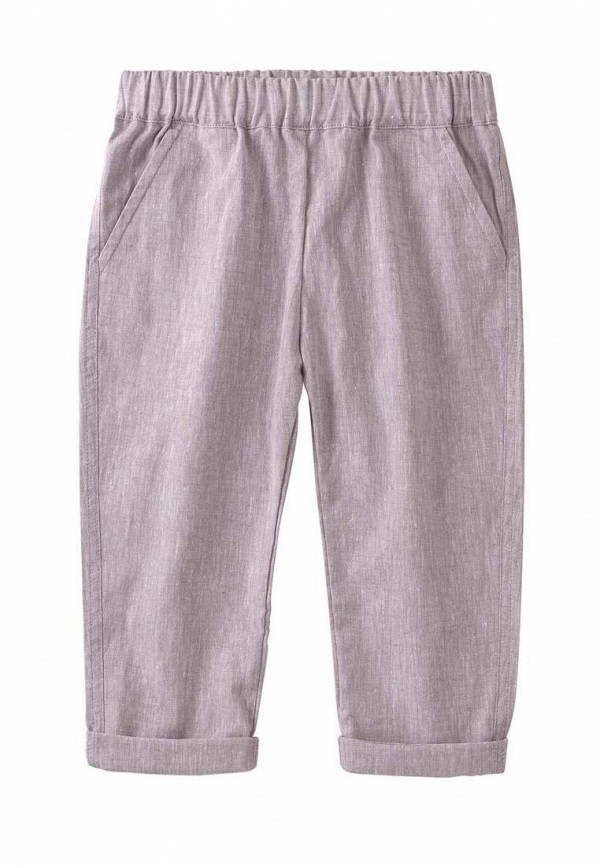 брюки бемби для девочки, бежевые