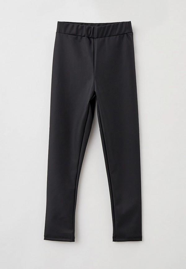 леггинсы gloria jeans для девочки, черные
