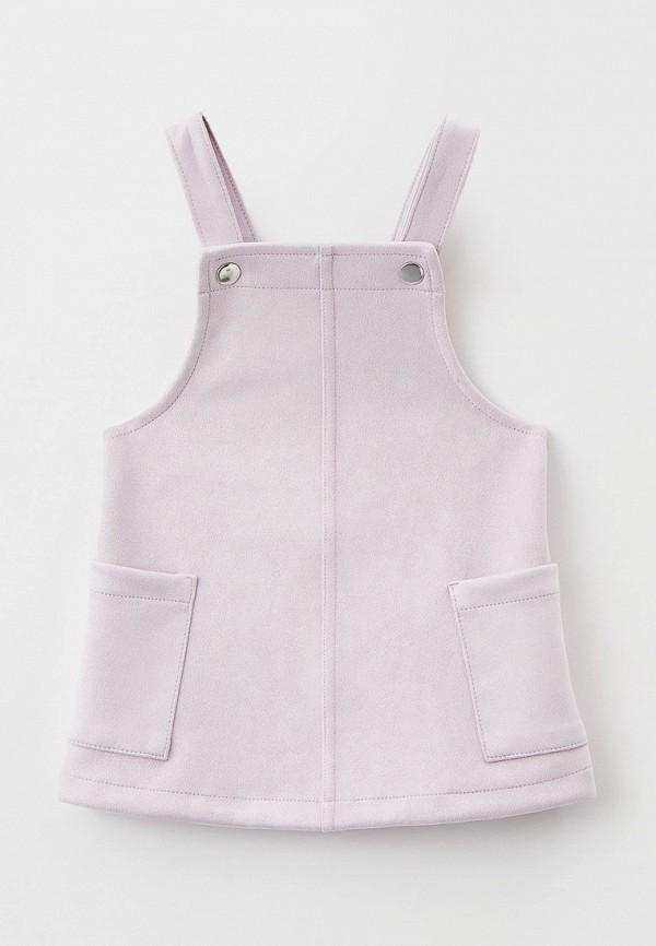 сарафан gloria jeans для девочки, фиолетовый