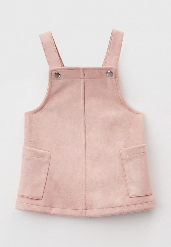 сарафан gloria jeans для девочки, розовый