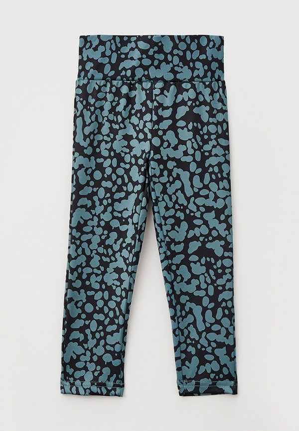 леггинсы gloria jeans для девочки, зеленые