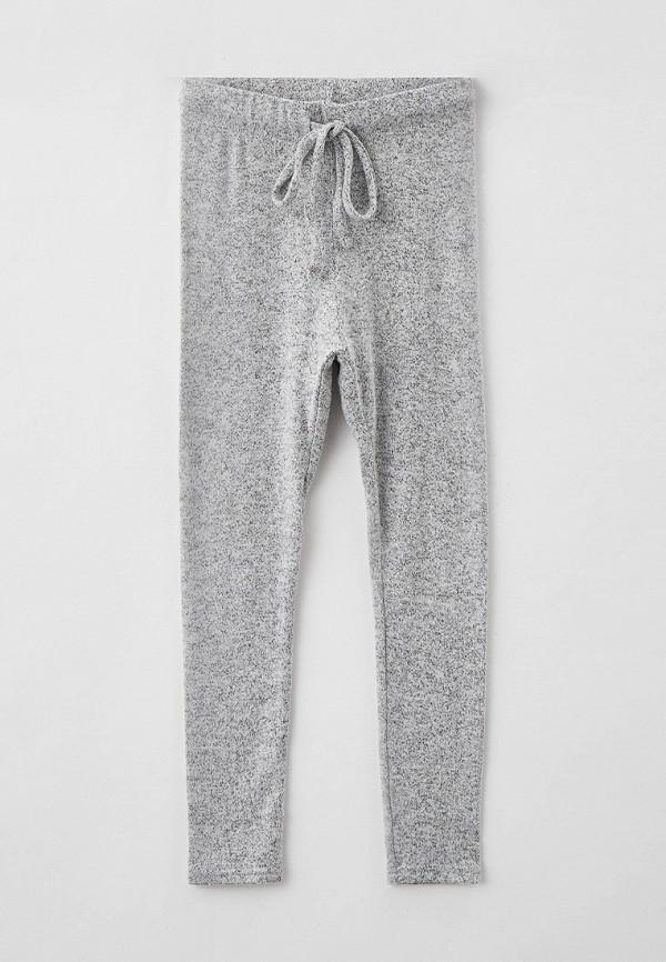 леггинсы gloria jeans для девочки, серые
