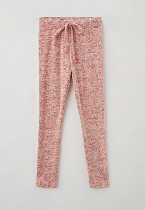 спортивные брюки gloria jeans для девочки, розовые