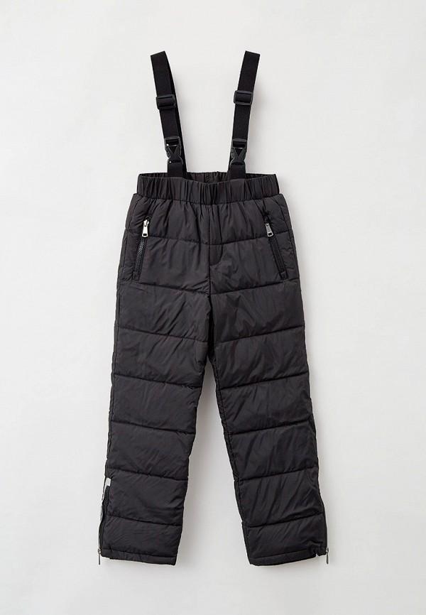 утепленные брюки baon для девочки, черные