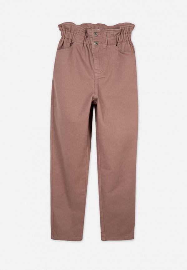 брюки gloria jeans для девочки, бежевые