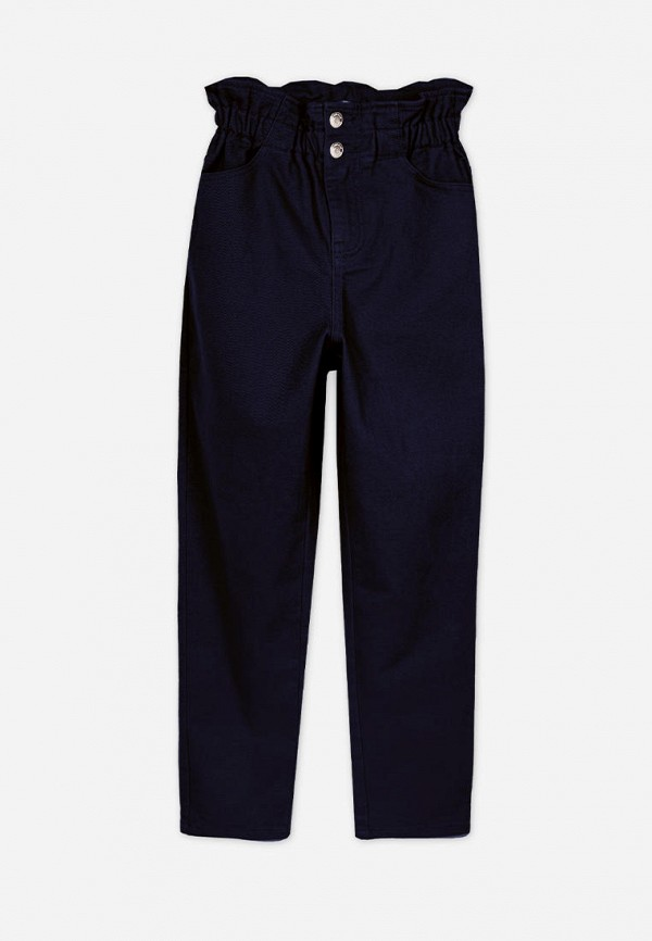 брюки gloria jeans для девочки, синие
