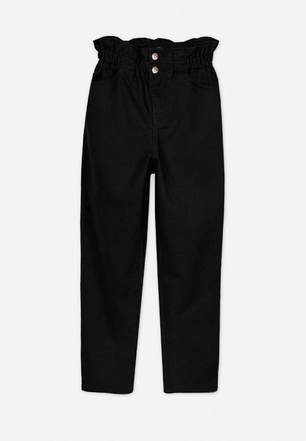 брюки gloria jeans для девочки, черные