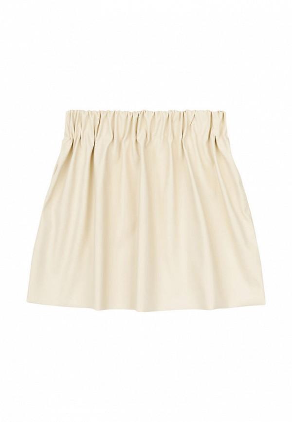 юбка garnamama для девочки, бежевая