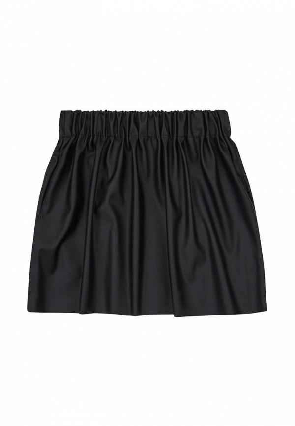 юбка garnamama для девочки, черная