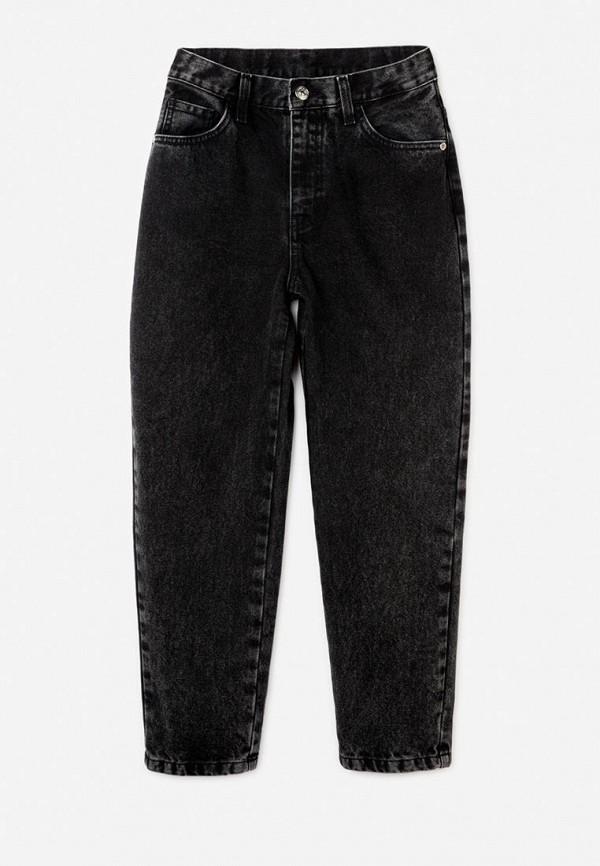 джинсы gloria jeans для девочки, черные