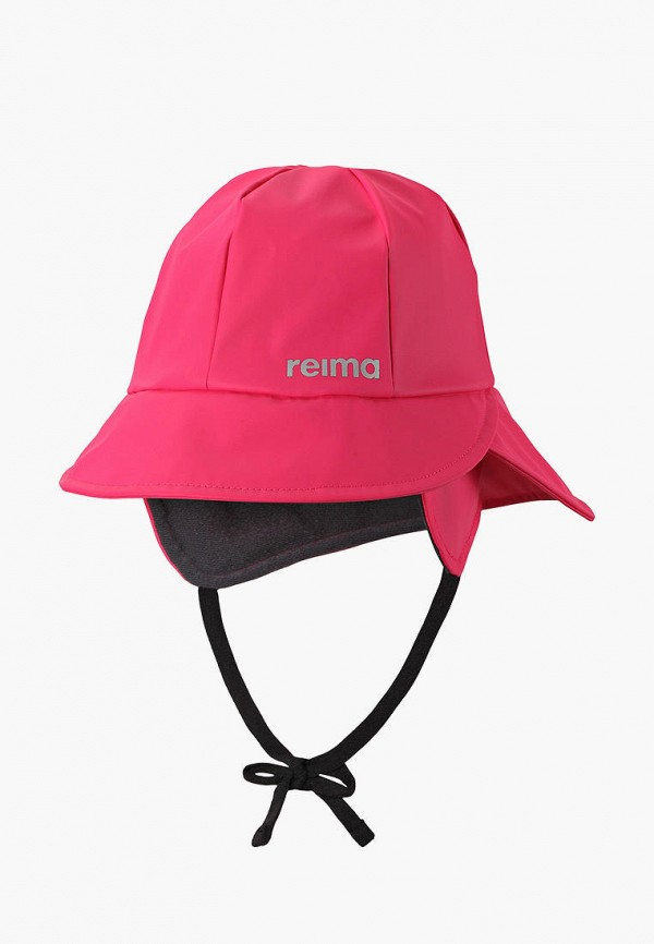 панама reima для девочки, розовая