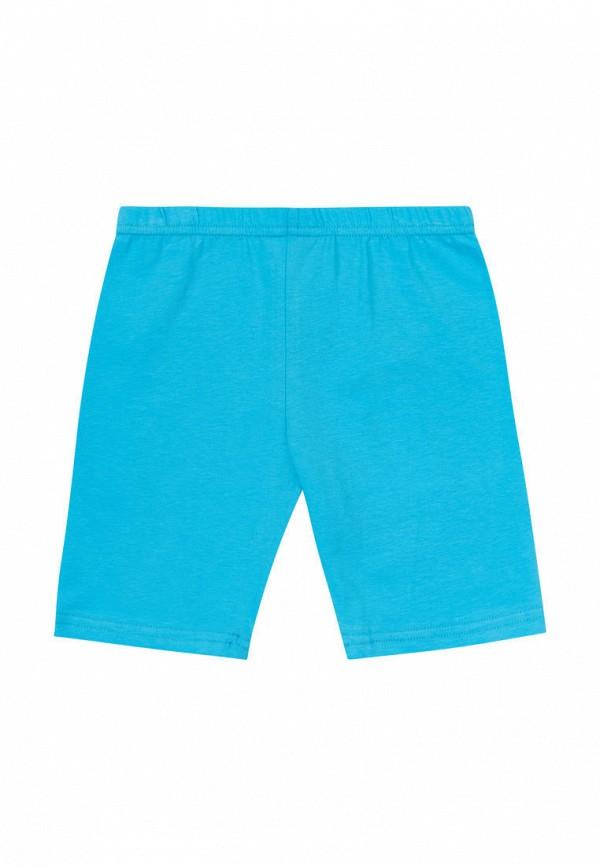 спортивные шорты garnamama для девочки, голубые