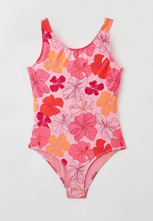 купальник mark formelle для девочки, розовый