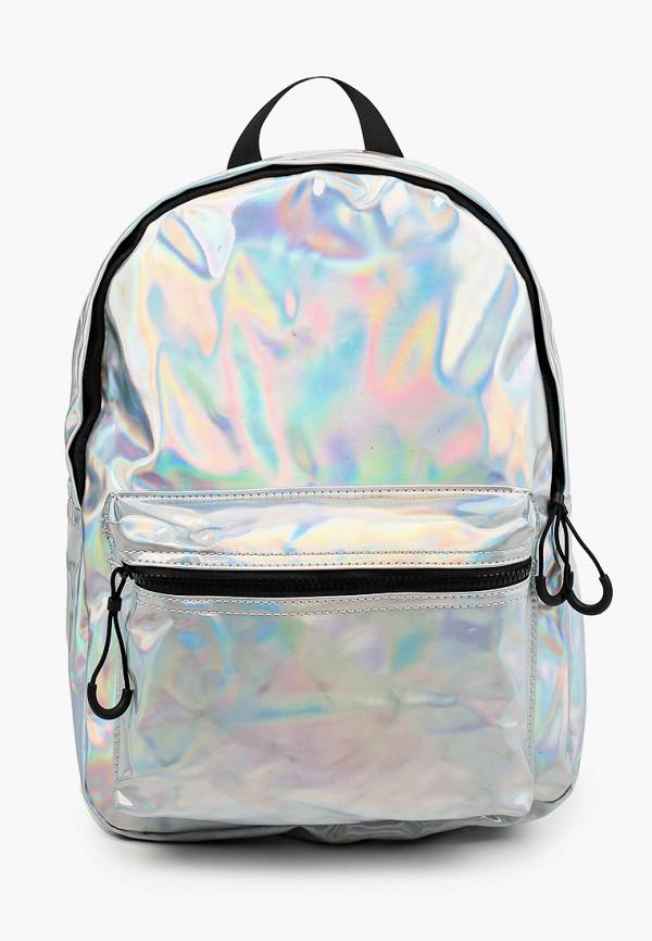рюкзак sela для девочки, серебряный