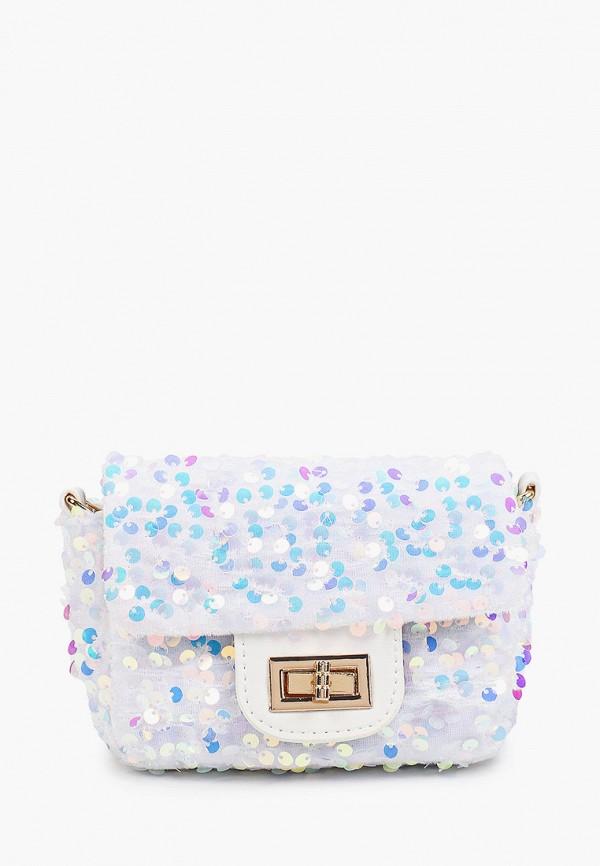 сумка mursu для девочки, белая