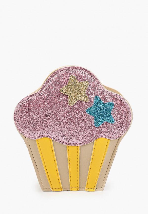 сумка mursu для девочки, разноцветная