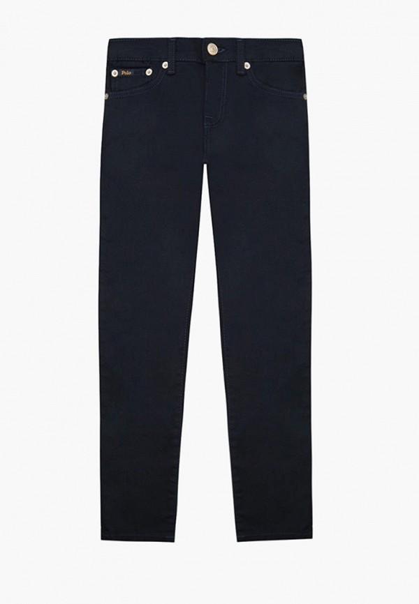 джинсы polo ralph lauren для девочки, синие
